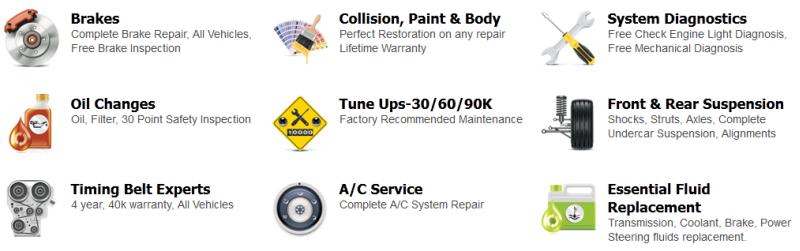 auto repair north miami